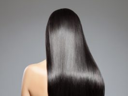 Healthy Nourished hair