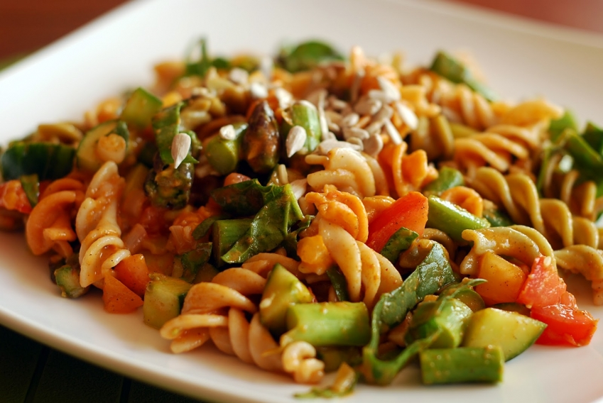 Spring Pasta Salad Archives - FirstHealthMag