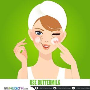 use buttermilk