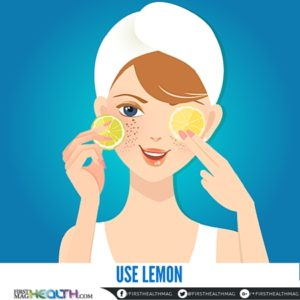 use of lemon