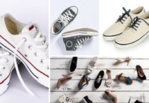 how to clean your really dirty white converse