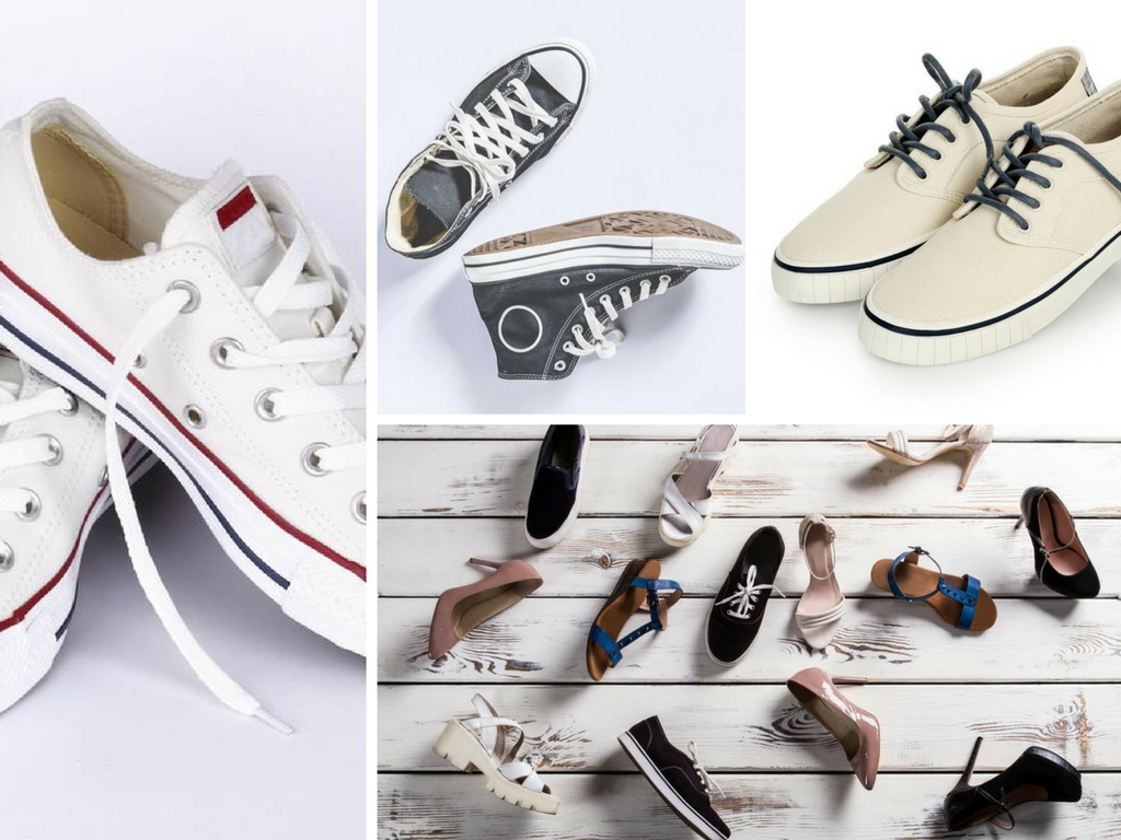 Step By Guide For How To Clean White Shoes