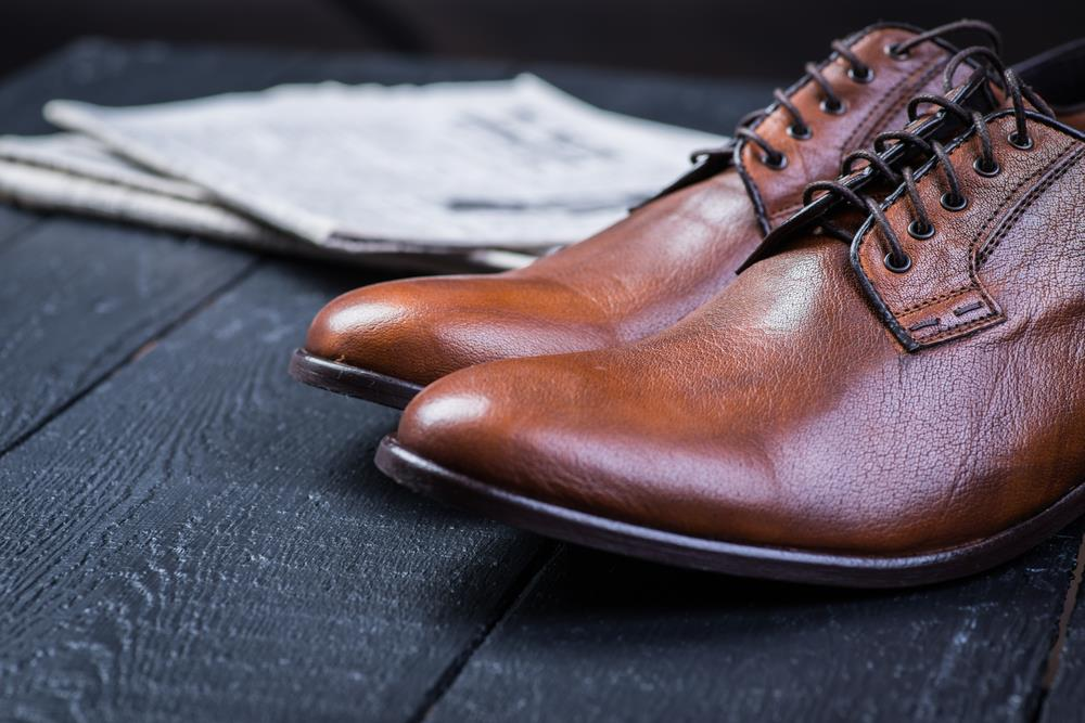 Use a leather conditioner or leather lotion at least twice a year to keep your shoes soft and supple. Without this treatment, leather shoes can dry out and cracks may appear. Without this treatment, leather shoes can dry out and cracks may appear.
